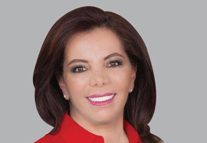 Carolina Monroy del Mazo ha ocupado puestos directivos en varias administraciones del Estado de México. (Twitter.com/@CarolinaMonroy_)