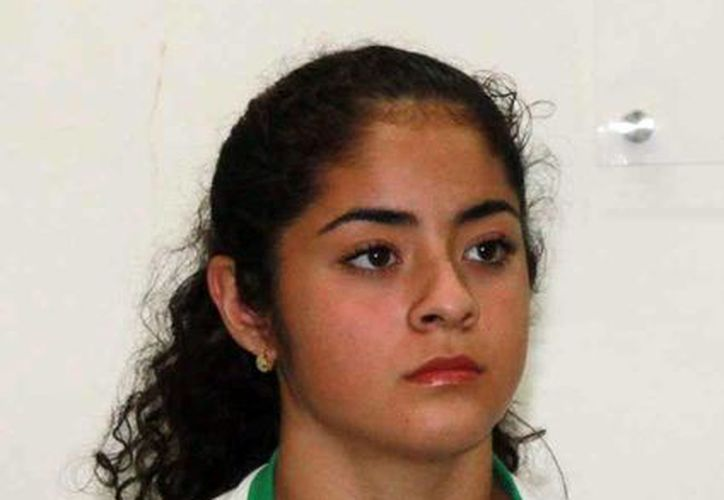 La yucateca Claudia Núñez obtuvo el sitio 11 en el campeonato mundial de patinaje en China, lo que es un importante avance para Yucatán. (Milenio Novedades)