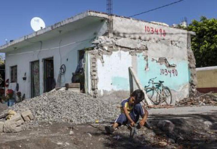 Es imprescindible poner en marcha todos los mecanismos que permitan a los niños estar protegidos y no sufrir más daños de los que los terremotos ya han provocado en sus vidas. (El Financiero)