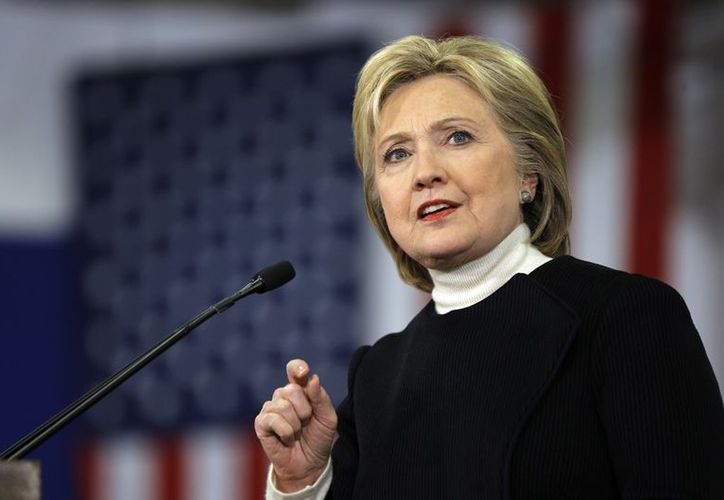 Hillary Clinton perdió la Presidencia ante Trump (Foto: Matt Rourke)