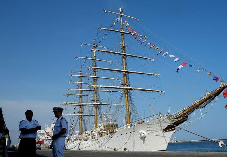 El buque argentino podría regresar pronto a casa. (Agencias)