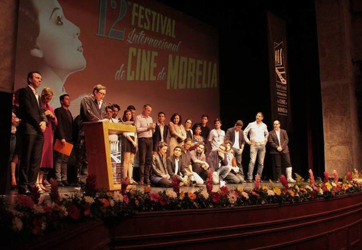 Con una condena a los eventos violentos ocurridos en Iguala, Guerrero, cerró  la 12a edición del Festival Internacional de Cine de Morelia. (moreliafilmfest.com)