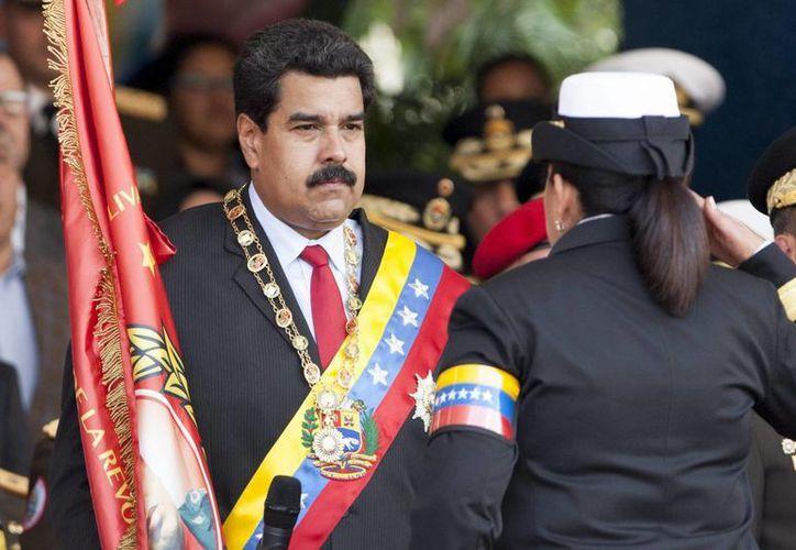 Maduro ratificó el jueves la suspensión de relaciones diplomáticas con Panamá al considerar que se entrometió en asuntos internos de Venezuela. (EFE/Archivo)