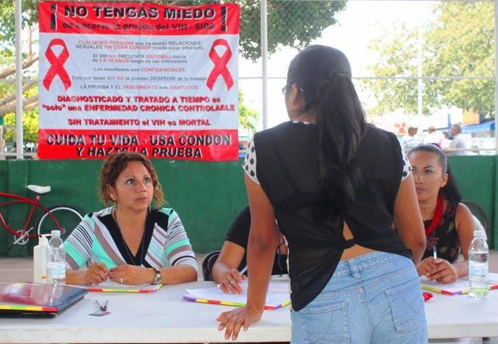 Al cierre de 2017, la Dirección General de Epidemiología de la Secretaría de Salud reportó 523 casos de VIH en Yucatán.  (SIPSE)