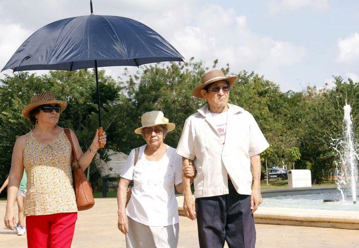 Tregua al calor en Yucatán por la llegada del frente frío No.18. (SIPSE)