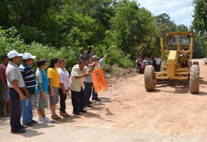 La inversión para esta obra es de 15 millones 496 mil 841 pesos. (Redacción/SIPSE)