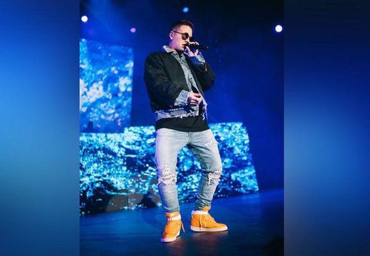 Hizo vibrar al público con cada melodía en su segundo concierto en el Coloso de Reforma. (Foto: Diario México En USA)