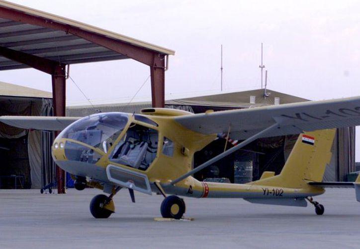 El gobierno sudafricano solicitó un avión, como el de la imagen, para cuidar las especies. (Internet)