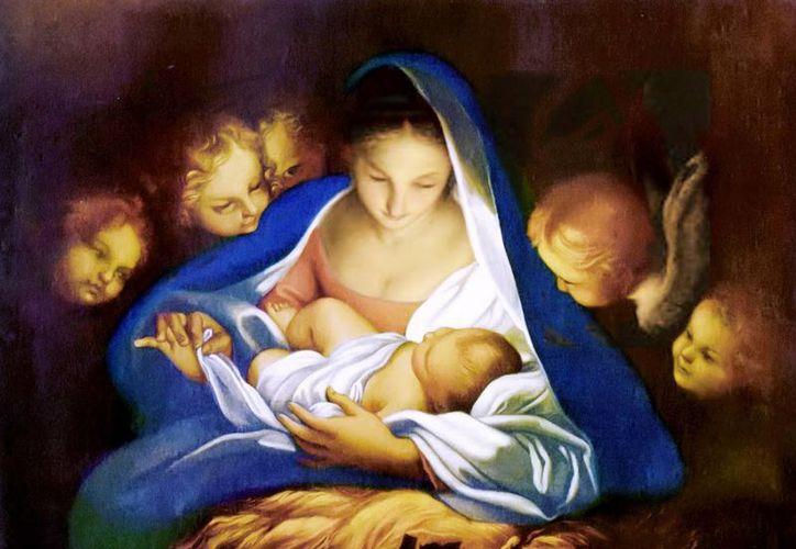 María y José, una pareja virgen, constituyen la primera Iglesia-pequeña en la que carne y Espíritu continuarán a ser fecundos al obedecer con total fidelidad la Palabra y designios del Señor. (SIPSE)