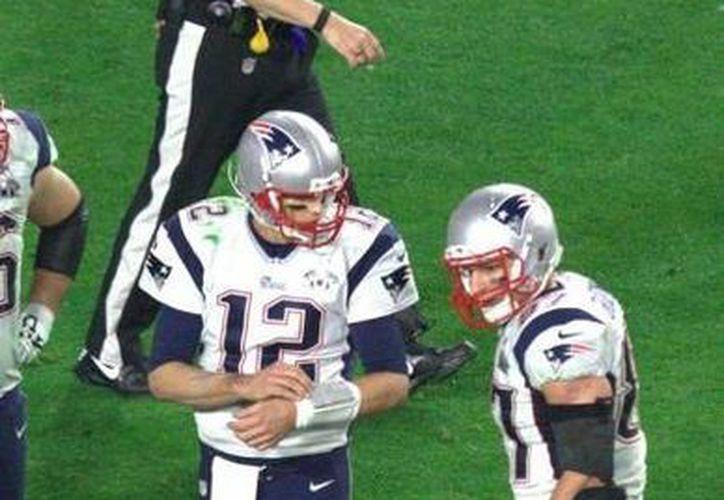 """Patriots no apelarán sus sanciones por el caso """"deflategate"""". (Fotografía: Notimex)"""