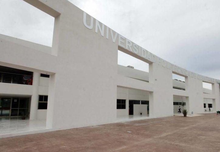 En la Upqroo se imparten cuatro ingeniería y dos licenciaturas. (Cortesía)
