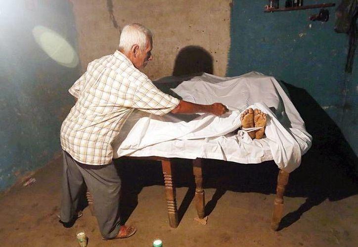 Un reciente enfrentamiento en la comunidad de Xolapa, Guerrero, dejó como saldo 16 muertos. (Foto: www. formato7.com)
