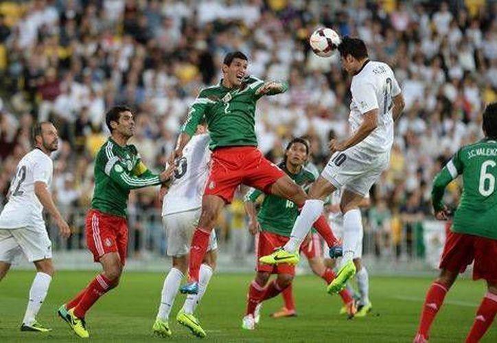 México enfrentará el partido como preparación para el inicio del hexagonal final de la Concacaf rumbo al Mundial Rusia 2018.(Foto tomada de Twitter/@NZ_Football)