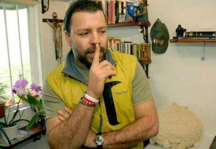 """Freddy Rendón Herrera, alias """"El Alemán"""", recuperó la libertad el 15 de julio de 2015, tras permanecer más de ocho años preso en Colombia. (Foto: AP/www.panamaamerica.com.pa)"""