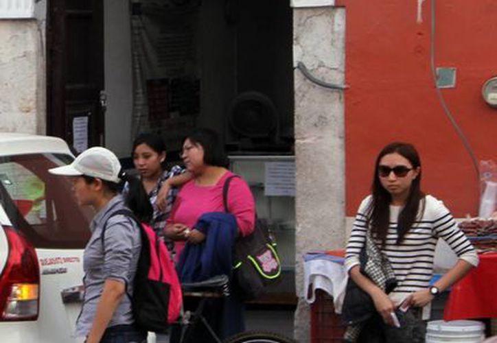 Muchos vacacionistas de Yucatán optarán por salir de viaje. (José Acosta/SIPSE)
