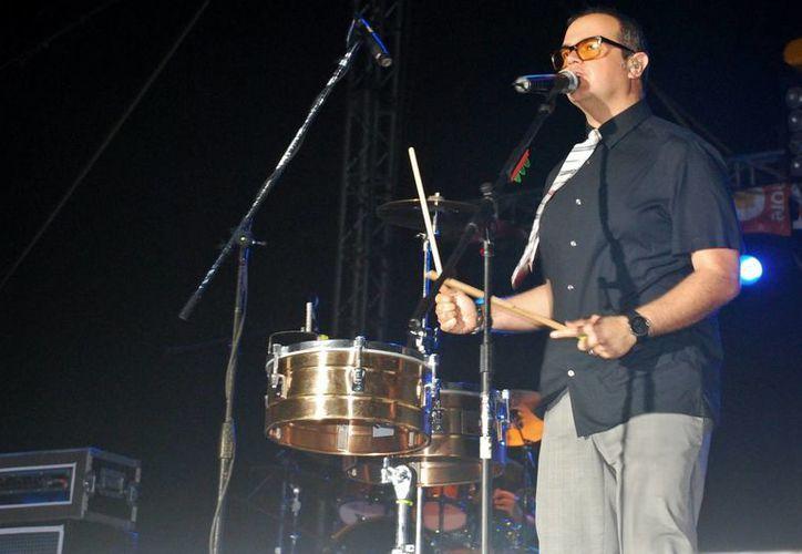 Este 9 de enero se presentará Aleks Syntec en el marco de los festejos del Carnaval de Cozumel. (Gustavo Villegas/SIPSE)