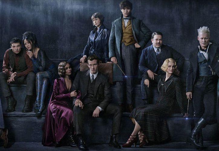 """La nueva película lleva por título """"Fantastic Beasts: The Crimes of Grindelwald"""". (Foto: Internet)"""