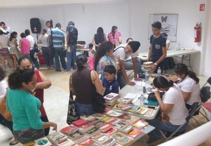 La cuarta liberación de libros en Cancún se realizará el próximo 28 de mayo. (Alejandra Flores/SIPSE)