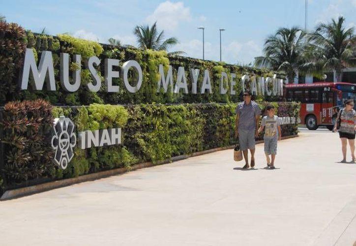 El Museo Maya de Cancún durante dos semanas tendrá la escuela de verano. (Redacción/SIPSE)