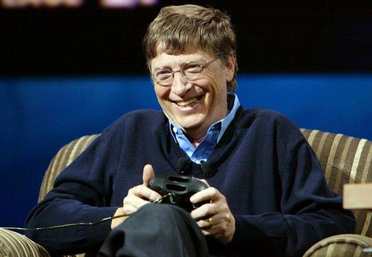 El fundador de Microsoft lanza la convocatoria a través de su fundación Bill & Melinda Gates. (Archivo/Notimex)