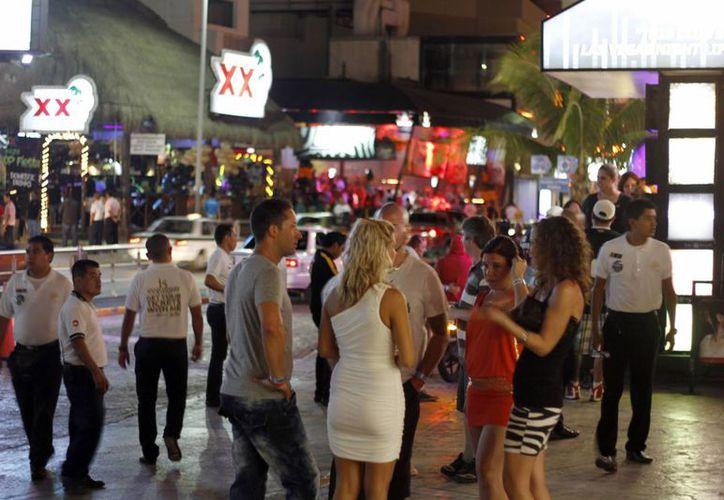 En la zona hotelera la ocupación alcanzó el 50% durante el fin de semana. (Archivo/SIPSE)