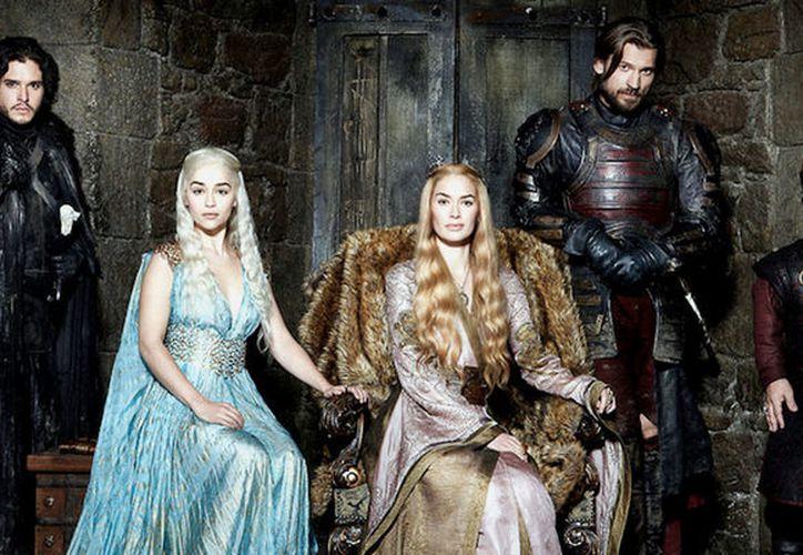 La séptima y penúltima temporada de Game of Thrones batió récords de audiencia. (Contexto)