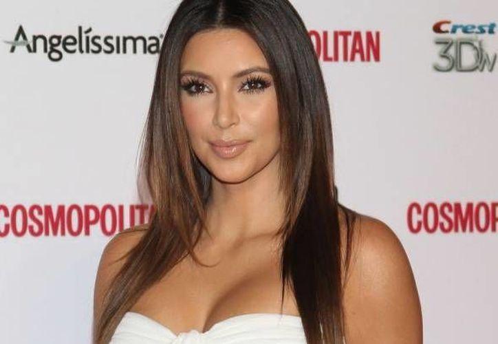 Kim Kardashian ha recibido tratamiento por problemas de fertilidad. (Agencias/Archivo)