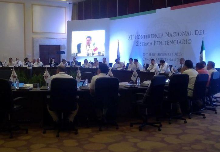 Ayer se anunciaron apoyos para la certificación de cárceles en el país. (Eric Galindo/SIPSE)