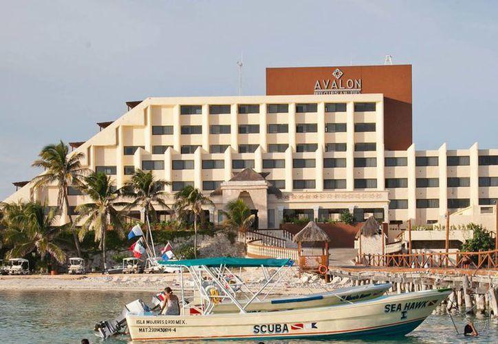La ínsula fomenta el desarrollo sustentable a través del turismo. (Israel Leal/SIPSE)