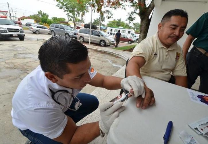 Anuncian actividades de prevención y detección oportuna de padecimientos asociados a las enfermedades cardiovasculares. (Contexto/SIPSE)