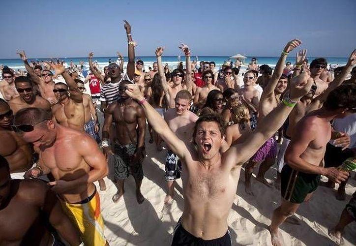 El destino de playas más conocido de México mundialmente, es visitado por más de cinco millones de turistas al año. (Contexto/Internet)