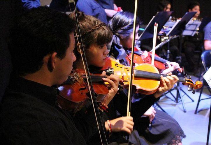 La Sinfónica Juvenil de Yucatán presentará 'Mexicanísimo'. (Milenio Novedades)