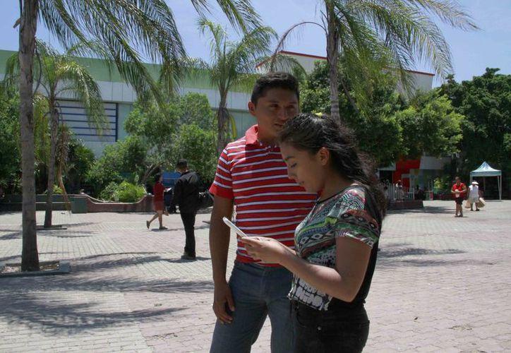Entre los puntos más saturados está el Parque de Las Palapas, la Unidad Deportiva Toro Valenzuela y el Kuchil Baxal. (Tomás Álvarez/SIPSE)