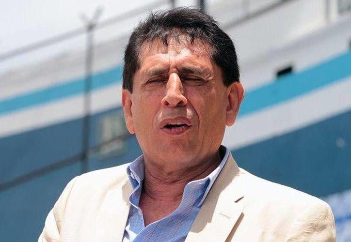 Bryan Jiménez, extitular de la Fedefut, Jiménez, es acusado de los delitos de asociación delictuosa y lavado de dinero. (Archivo Prensa Libre)
