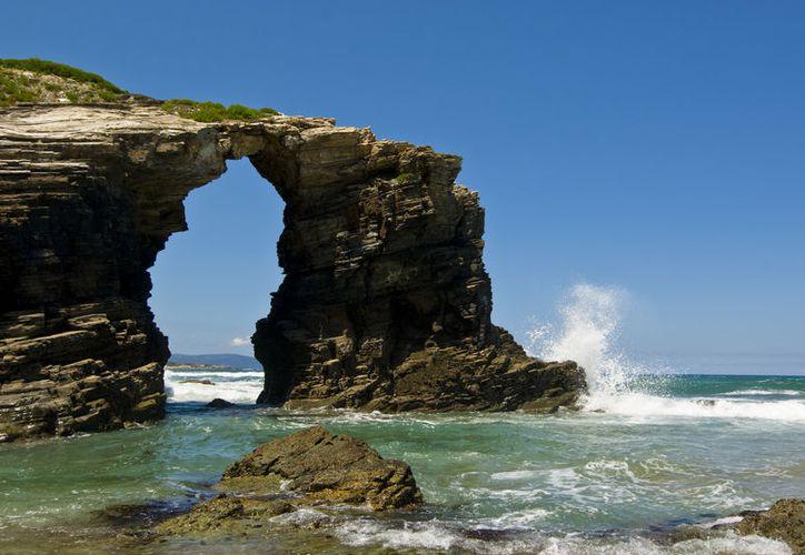 Estas playas merecen una visita por sí solas, en verano. (Contexto)