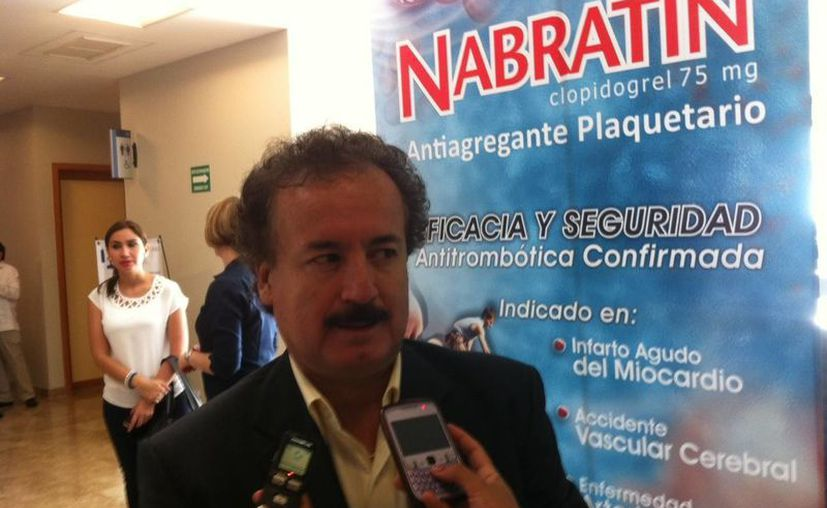 México ocupa el segundo lugar a nivel mundial de obesidad, declaró el preseidente de la Ancam. (Tomás Álvarez/SIPSE)