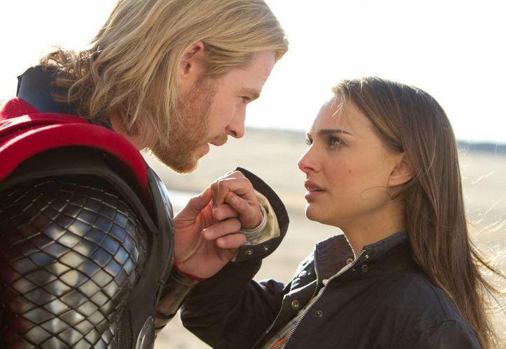 El martes se estrenó la segunda parte de Thor en Londres, la cual llegará a México el 1 de noviembre y a EU el 8 del mismo mes. (Agencias)