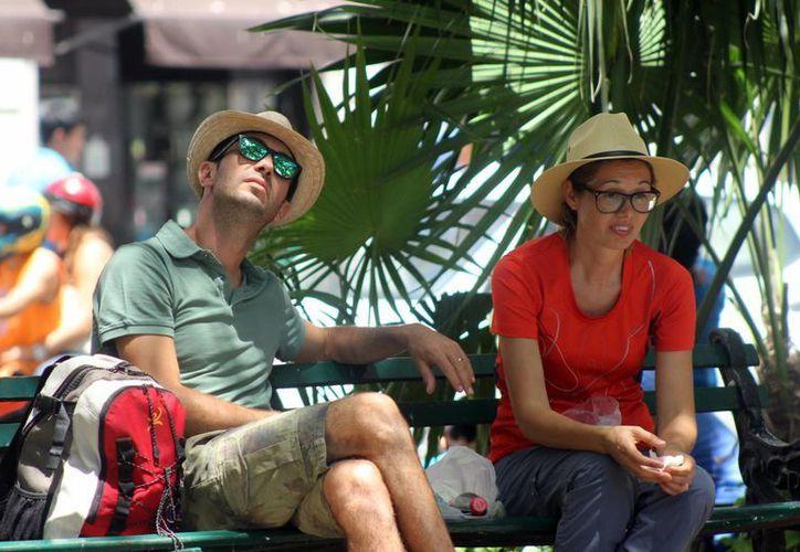 En esta época, el turismo que llega a Mérida es principalmente nacional. (Milenio Novedades)