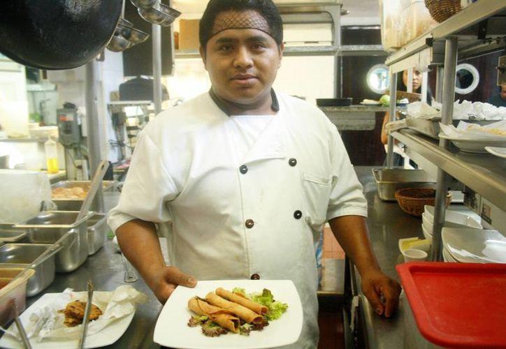 La industria gastronómica de la Riviera Maya ha registrado un incremento de  entre el 15% y el 30% en los últimos dos meses. (Adrián Barreto/SIPSE)