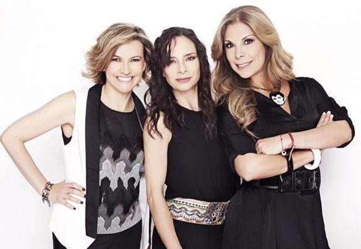 Ilse, Ivonne y Mimí, entonarán sus canciones representativas como 'Mil y una noches',  'Bazar',entre otras. (cortesía de Activo Cancún)