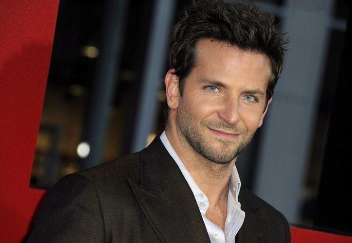 El actor estadounidense Bradley Cooper se ha consolidado gracias a 'The Hangover'. (EFE/Archivo)