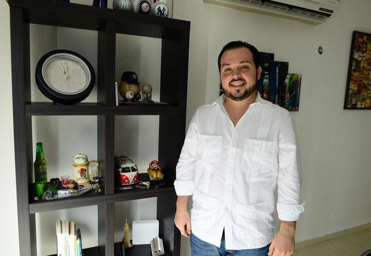 La propuesta de Pedro Suárez Reyes surge al detectar la oportunidad en el uso cotidiano que tiene internet en la vida de las personas. (Milenio Novedades)