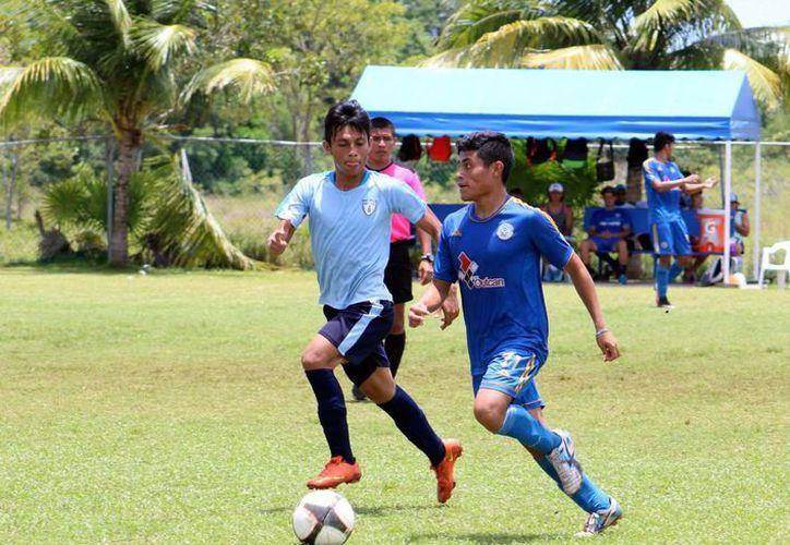 Los Caimanes de Cancún, tentativamente jugarán en la cancha anexa a la Técnica 11. (Ángel Mazariego/SIPSE)