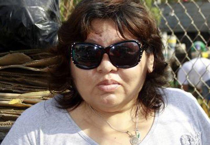 Me ha beneficiado mucho el programa porque me ayuda con las mercancías: Ana Ontiveros.