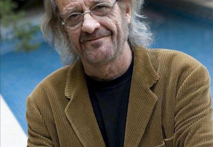 El cantautor, Luis Eduardo Aute, se presentará en Playa del Carmen el lunes 17 de noviembre. (Foto/Internet)