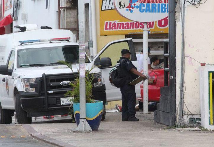 R. P. C. fue ultimado alrededor de las 5:45 de la mañana cuando había salido del bar Arre.