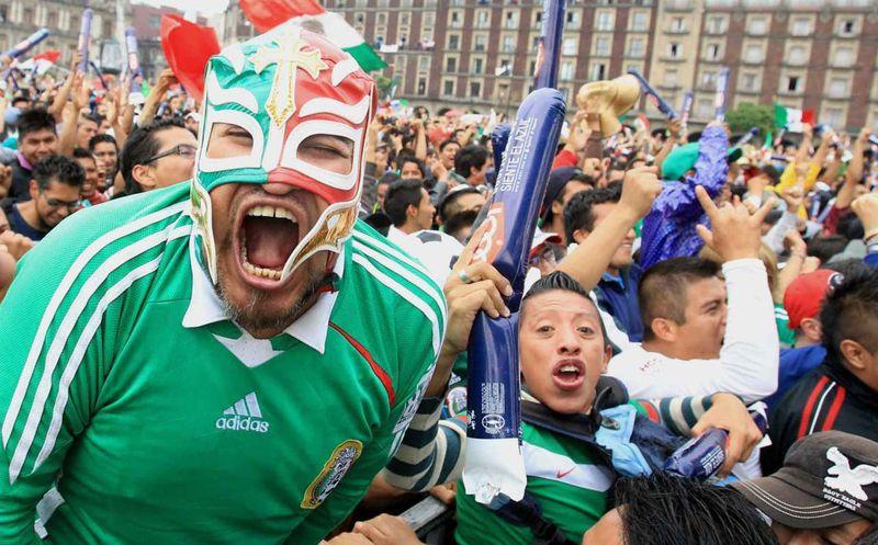 Aclaran que prohibición de máscaras durante el Mundial es de FIFA