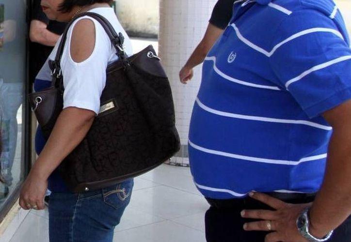 Un incremento de más del 100 por ciento se ha registrado con respecto al 2015, en cuanto a los casos de obesidad. (Archivo/ Milenio Novedades)