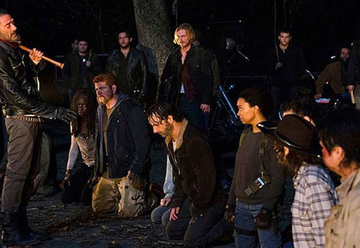 La séptima temporada de la serie The Walking Dead inicia a finales de octubre. Constará de 16 capítulos, divididos en 2 partes. (excelsior.com.mx)