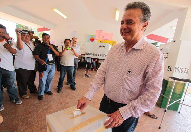 Es importante para el país el salir a votar. (Gustavo Villegas/SIPSE)